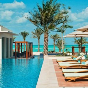 Abu Dhabi Honeymoon Packages St Regis Saadiyat Island Resort Abu Dhabi Main Pool