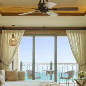 Abu Dhabi Honeymoon Packages St Regis Saadiyat Island Resort Abu Dhabi Premium Sea View Room 4