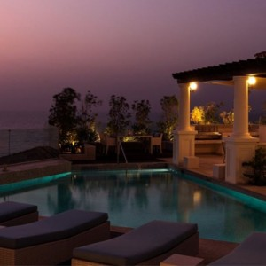 Abu Dhabi Honeymoon Packages St Regis Saadiyat Island Resort Abu Dhabi Royal Suite
