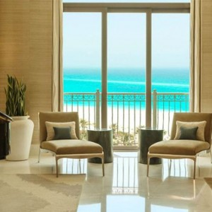 Abu Dhabi Honeymoon Packages St Regis Saadiyat Island Resort Abu Dhabi Royal Suite 8