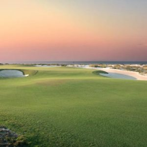 Abu Dhabi Honeymoon Packages St Regis Saadiyat Island Resort Abu Dhabi Saadiyat Beach Golf Course
