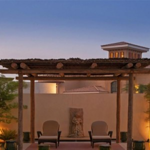 Abu Dhabi Honeymoon Packages St Regis Saadiyat Island Resort Abu Dhabi Spa Suite