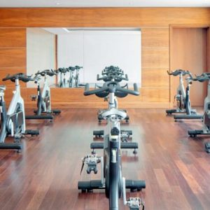 Abu Dhabi Honeymoon Packages St Regis Saadiyat Island Resort Abu Dhabi St. Regis Athletic Club Spinning Class