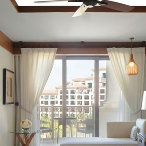 Abu Dhabi Honeymoon Packages St Regis Saadiyat Island Resort Abu Dhabi Superior Sea View Room
