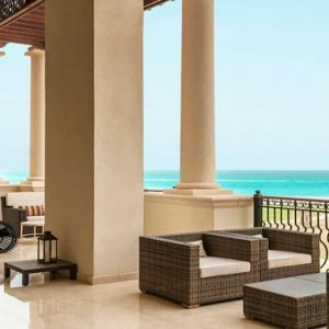 Abu Dhabi Honeymoon Packages St Regis Saadiyat Island Resort Abu Dhabi The Manhattan Lounge Terrace