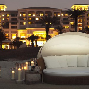 Abu Dhabi Honeymoon Packages St Regis Saadiyat Island Resort Abu Dhabi Beach 3