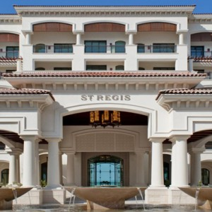 Abu Dhabi Honeymoon Packages St Regis Saadiyat Island Resort Abu Dhabi Exterior 2