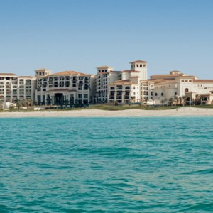 Abu Dhabi Honeymoon Packages St Regis Saadiyat Island Resort Abu Dhabi Exterior 4