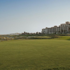 Abu Dhabi Honeymoon Packages St Regis Saadiyat Island Resort Abu Dhabi Golf 2