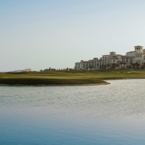Abu Dhabi Honeymoon Packages St Regis Saadiyat Island Resort Abu Dhabi Golf 3