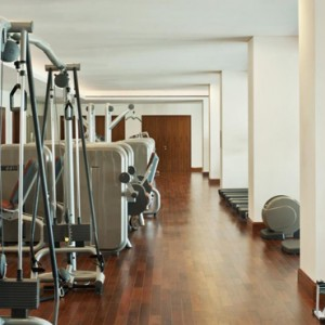 Abu Dhabi Honeymoon Packages St Regis Saadiyat Island Resort Abu Dhabi Gym 2