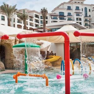 Abu Dhabi Honeymoon Packages St Regis Saadiyat Island Resort Abu Dhabi Kids Pool