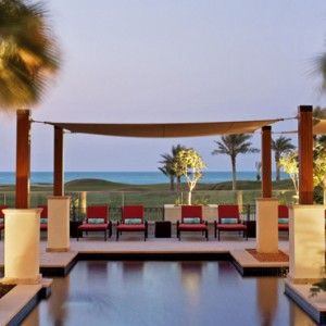 Abu Dhabi Honeymoon Packages St Regis Saadiyat Island Resort Abu Dhabi Pool 4