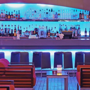 Abu Dhabi Honeymoon Packages Yas Viceroy Abu Dhabi Skyline Rooftop Bar