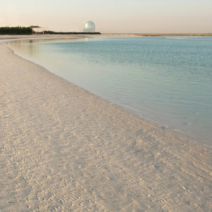 abu dhabi honeymoon packages - yas viceroy abu dhabi - beach