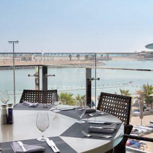 Dining With A View Jumeirah Etihad Towers Abu Dhabi Honeymoons