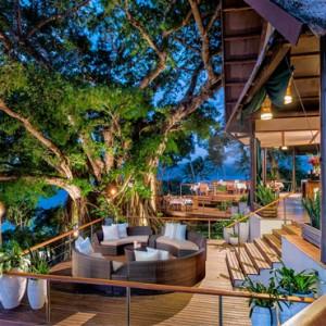 Fiji Honeymoon Packages Royal Davui Island Resort Fiji Banyan Restaurant