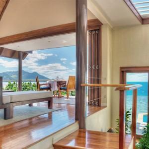 Fiji Honeymoon Packages Royal Davui Island Resort Fiji Davui Pool Suite East