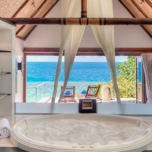 Fiji Honeymoon Packages Royal Davui Island Resort Fiji Davui Pool Suite East 3