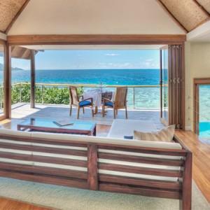 Fiji Honeymoon Packages Royal Davui Island Resort Fiji Davui Pool Suite East 5