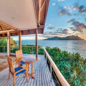 Fiji Honeymoon Packages Royal Davui Island Resort Fiji Davui Pool Suite East 6