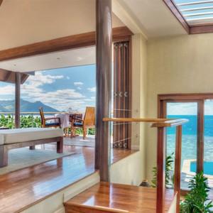 Fiji Honeymoon Packages Royal Davui Island Resort Fiji Davui Pool Suite East 8