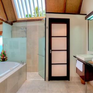 Fiji Honeymoon Packages Royal Davui Island Resort Fiji Davui Pool Suite West
