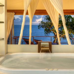 Fiji Honeymoon Packages Royal Davui Island Resort Fiji Davui Pool Suite West 2