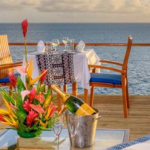Fiji Honeymoon Packages Royal Davui Island Resort Fiji Davui Pool Suite West 3