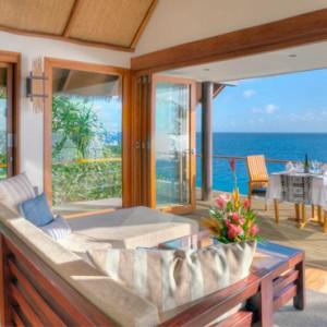 Fiji Honeymoon Packages Royal Davui Island Resort Fiji Davui Pool Suite West 4