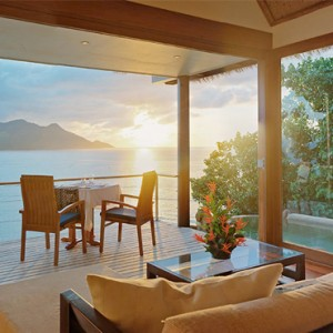 Fiji Honeymoon Packages Royal Davui Island Resort Fiji Island Pool Villa 3