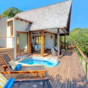 Fiji Honeymoon Packages Royal Davui Island Resort Fiji Sunset Pool Suite 3