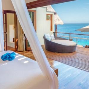 Fiji Honeymoon Packages Royal Davui Island Resort Fiji Sunset Pool Suite 4