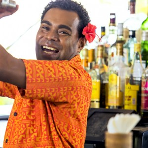 Fiji Honeymoon Packages Royal Davui Island Resort Fiji Dining 2