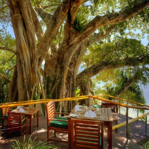 Fiji Honeymoon Packages Royal Davui Island Resort Fiji Dining 3