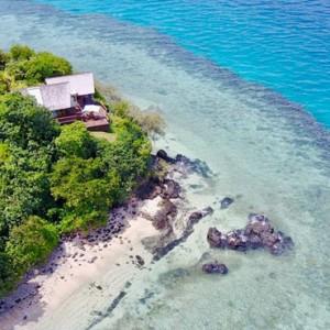 Fiji Honeymoon Packages Royal Davui Island Resort Fiji Exterior