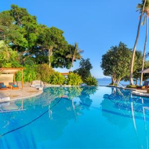 Fiji Honeymoon Packages Royal Davui Island Resort Fiji Pool