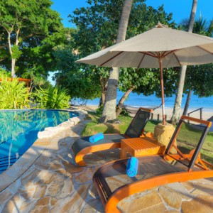 Fiji Honeymoon Packages Royal Davui Island Resort Fiji Pool 2