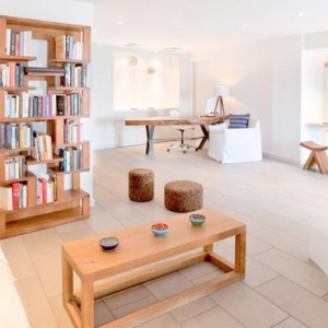 Greece Honeymoon Packages Grace Mykonos Library