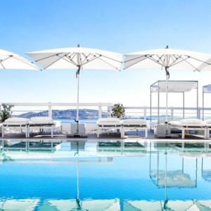 Greece Honeymoon Packages Grace Mykonos Pool