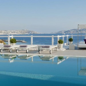Greece Honeymoon Packages Grace Mykonos Pool 3