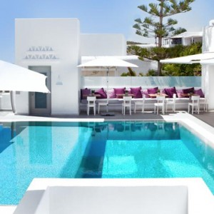 Greece Honeymoon Packages Grace Mykonos Pool 4