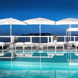 Greece Honeymoon Packages Grace Mykonos Pool 5