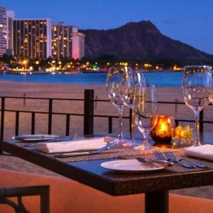 Hawaii Honeymoon Packages Royal Hawaiian Resort Azure