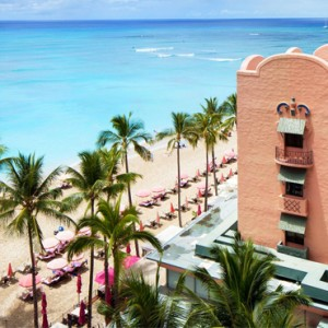 Hawaii Honeymoon Packages Royal Hawaiian Resort Historic Ocean Room 3