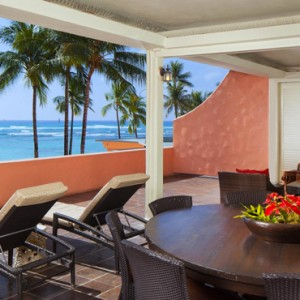 Hawaii Honeymoon Packages Royal Hawaiian Resort King Kamehameha Suite 4
