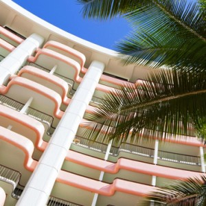 Hawaii Honeymoon Packages Royal Hawaiian Resort Mailani Tower Loft Suite 5
