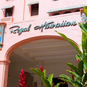 Hawaii Honeymoon Packages Royal Hawaiian Resort Exterior 3