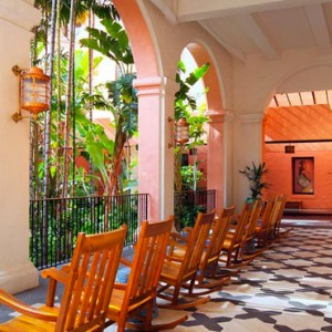 Hawaii Honeymoon Packages Royal Hawaiian Resort Interior 2