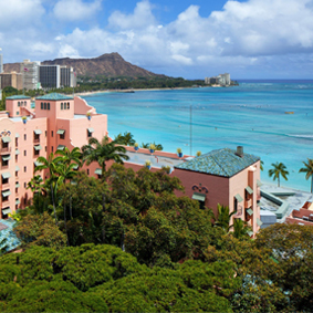 Hawaii Honeymoon Packages Royal Hawaiian Resort Thumbnail